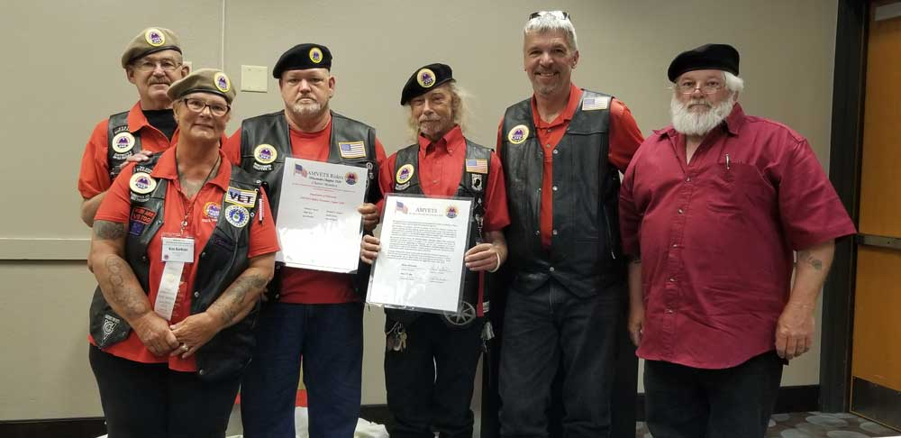 amvets riders chapter 3929 charter