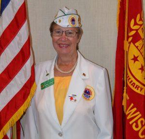 Auxiliary 13 President Darlene Hempel