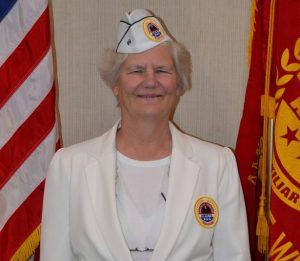 Auxiliary 99 President Deborah Mahon