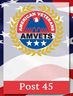 amvets post 45 cover