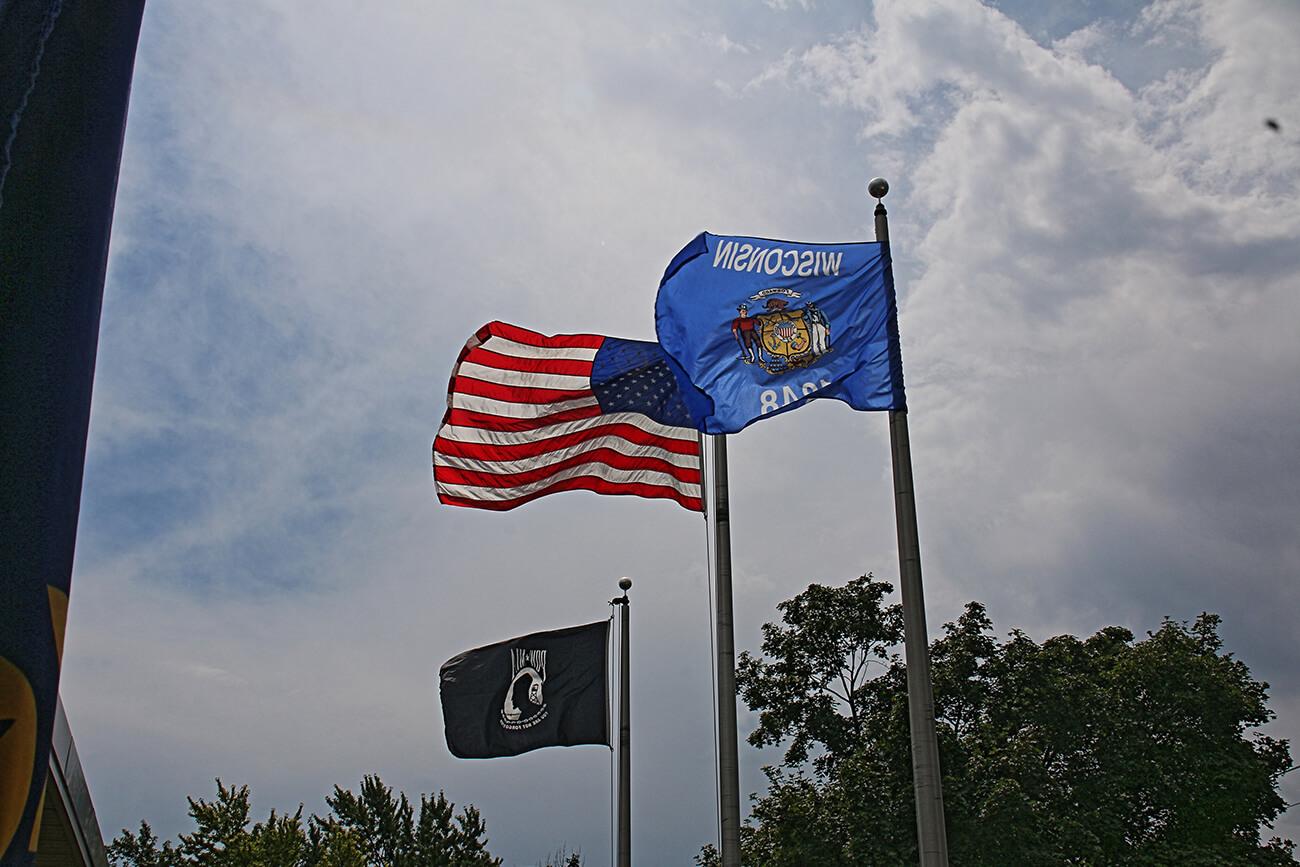 Flags II